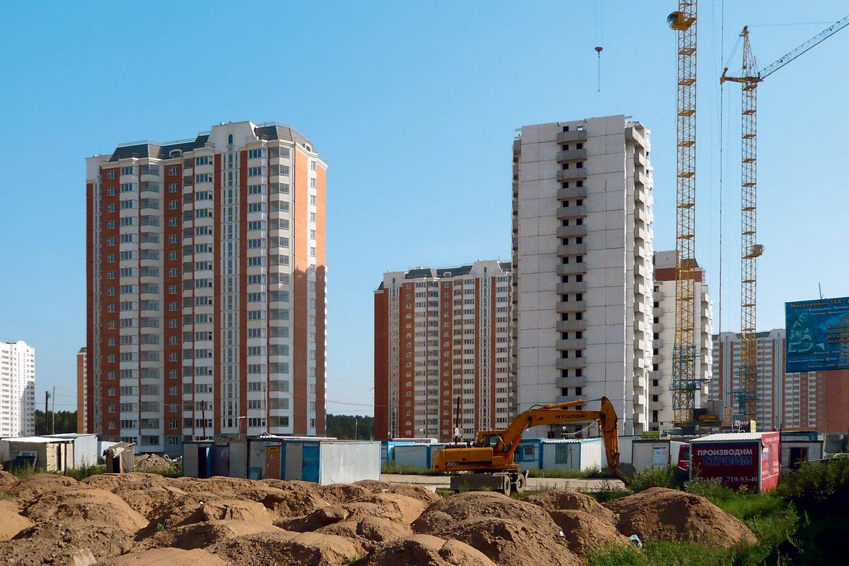 По сравнению с ценами 2012 года квадратный метр в новом доме стал дешевле на 8,8
