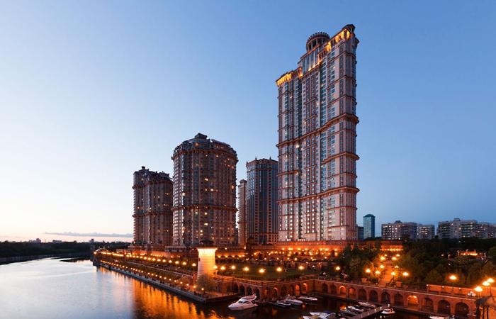 Продажи элитной недвижимости резко возросли после годовой стагнации