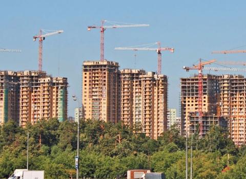 Квартиры будут строиться быстрее, чем продаваться