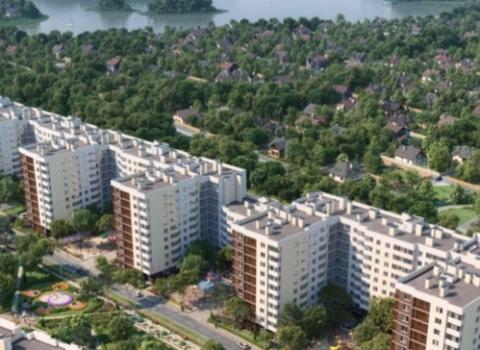 Питерский «Дом у разлива» проводит новую акцию для покупателей квартир