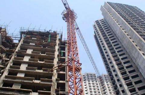 Количество продаваемых квартир в столичных новостройках удвоилось за год