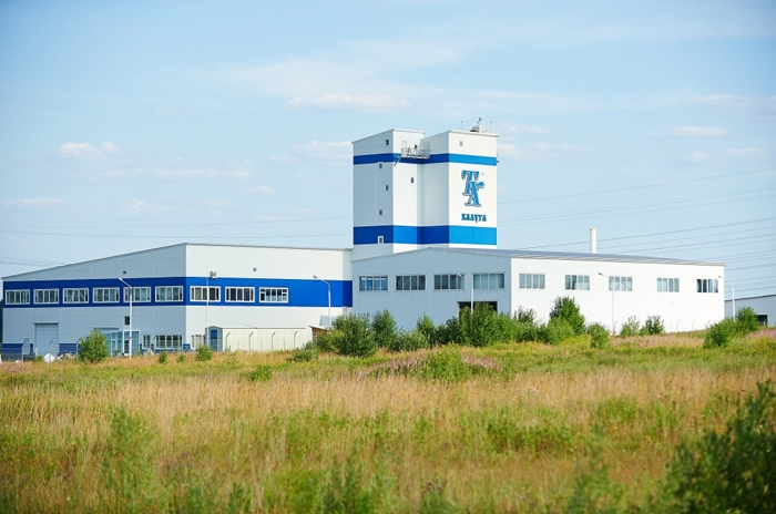ВКалужской области открыли завод строительных материалов