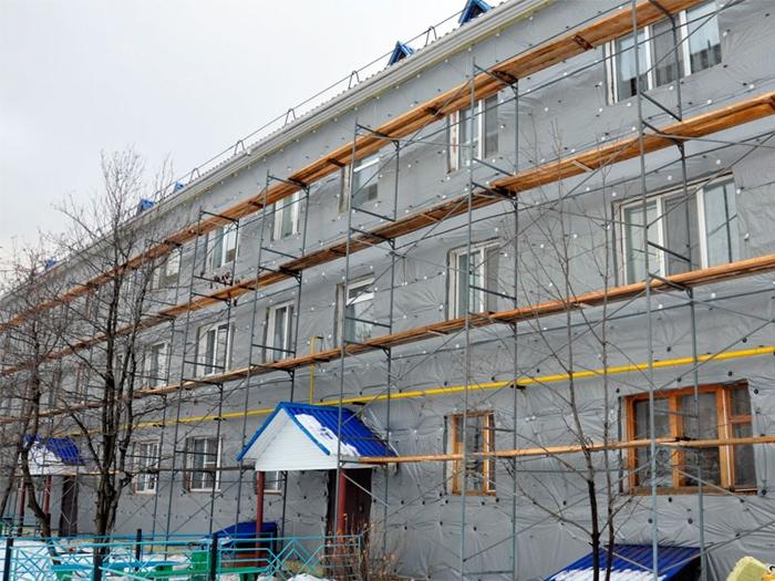 Указ окомпенсации выплат закапремонт подписали в Российской Федерации