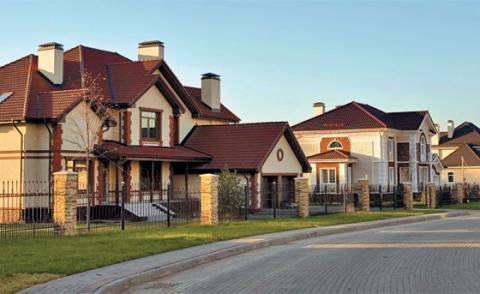Подмосковная загородная недвижимость растет в цене