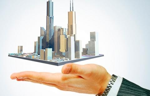 Ввод деловой недвижимости в Подмосковье вырос почти вдвое