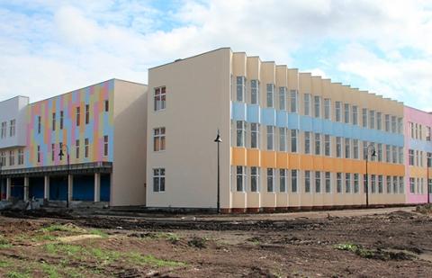 Чуть менее 200 школ планируется построить в РФ в 2017 году