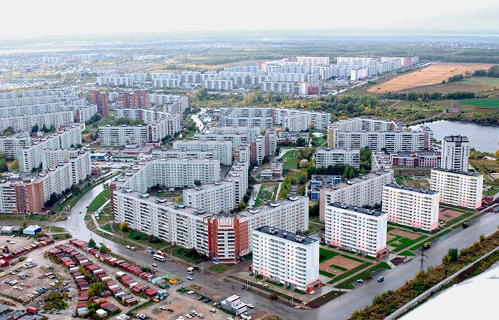 Москва заняла последнее из150 мест потемпам увеличения цен нажилье