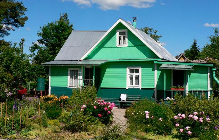 Рынок недвижимости Подмосковья предлагает недорого арендовать дачу