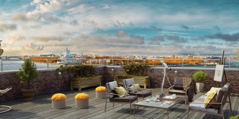 RBI распродаёт эксклюзивное жилье в ЖК «Собрание» и «Четыре горизонта»