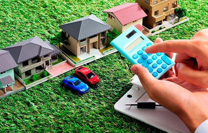 Больше граждан России отказывается платить налог нанедвижимость