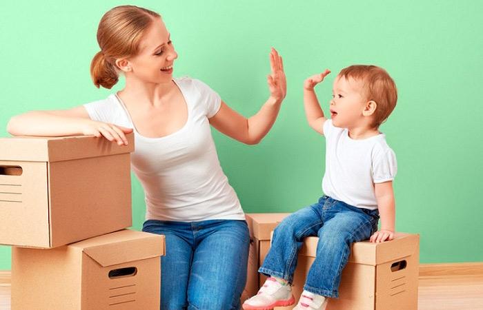 В России введут запрет на выписку детей из квартир