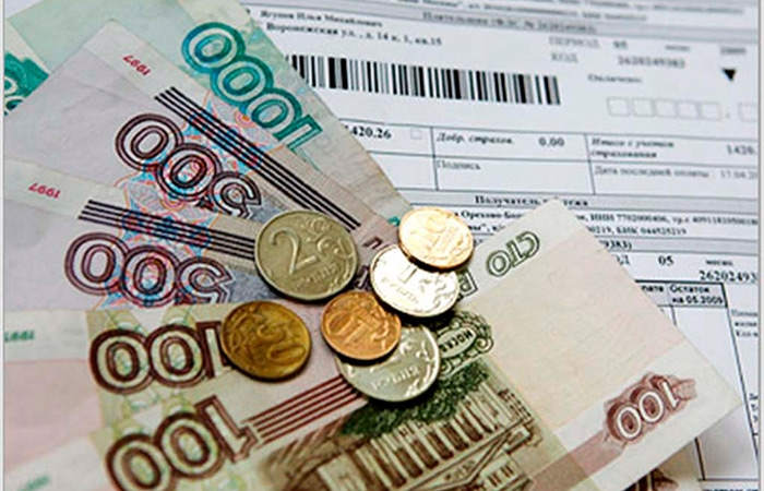 Задолженность за коммунальные услуги в принудительном порядке спишут с зарплатных карт
