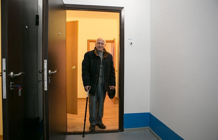 В России появился первый дом социального использования