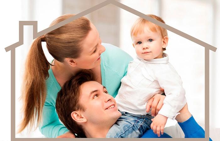 Ставку ипотеки для семей сдетьми снизят с12 до8%
