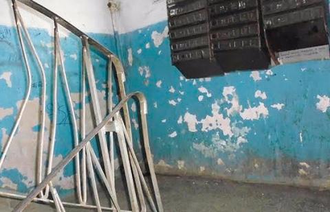 Жители Подмосковья оплатят ремонт подъездов