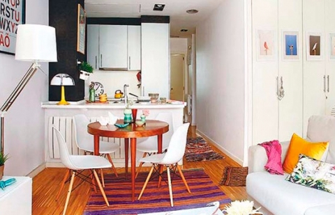 12 советов для владельцев малогабаритных квартир