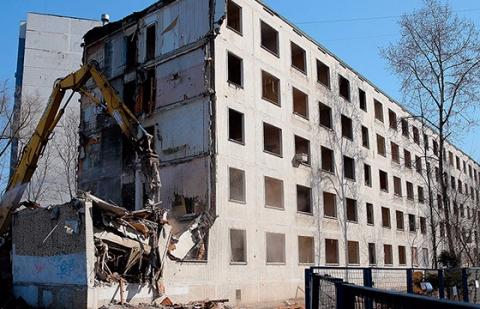 В законе о реновации жилого фонда Москвы предусмотрят несколько новых условий