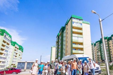 Бесплатный экскурсионный тур по новостройкам Калуги
