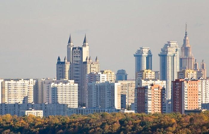 Россия заняла 34-е место в мире по подорожанию жилья