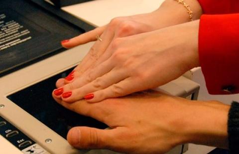 Новым способом подтверждения покупки квартиры могут стать отпечатки пальцев