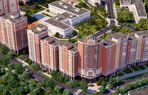 Половину квартир на первичном рынке Новой Москвы можно приобрести в ипотеку без первоначального взноса
