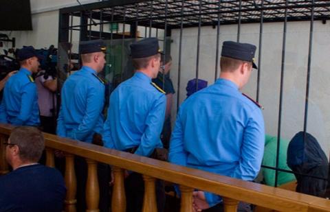 В Белоруссии приговорили к расстрелу двух черных риелторов