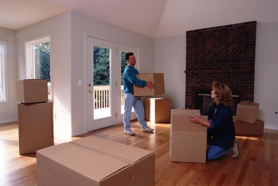 Переезд в свой дом из квартиры