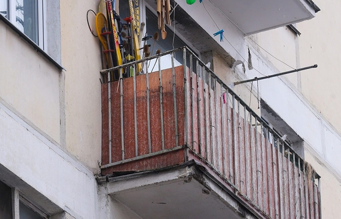 Эволюция балконов: от кладовки до полноценной зоны отдыха су.