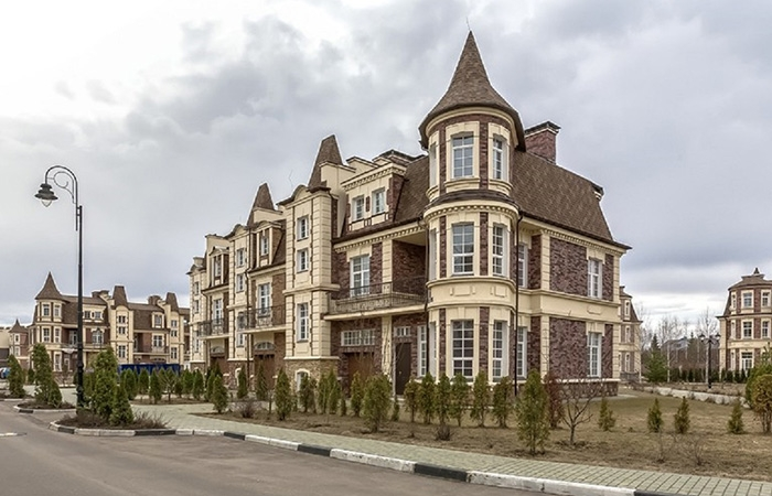 Посёлок Ильинка